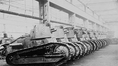La première guerre industrielle